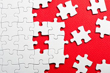 Puzzle Pieces Components