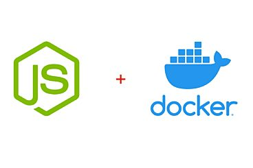 Run your node js apps buildchains via docker